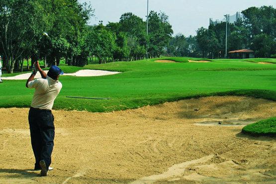 Karnataka Golf Academy Coaching