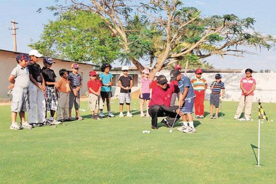 Qutub Golf Course Coaching