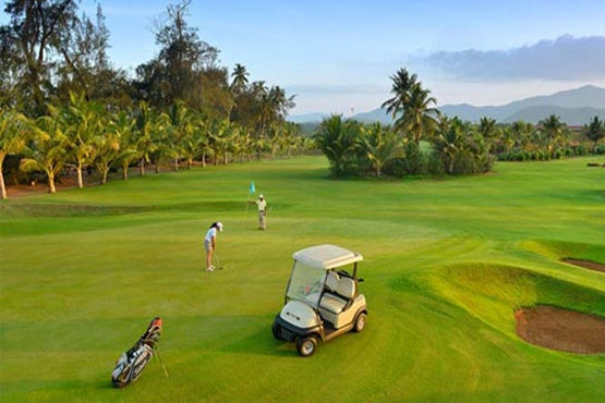 The Lalit Golf Course Coaching