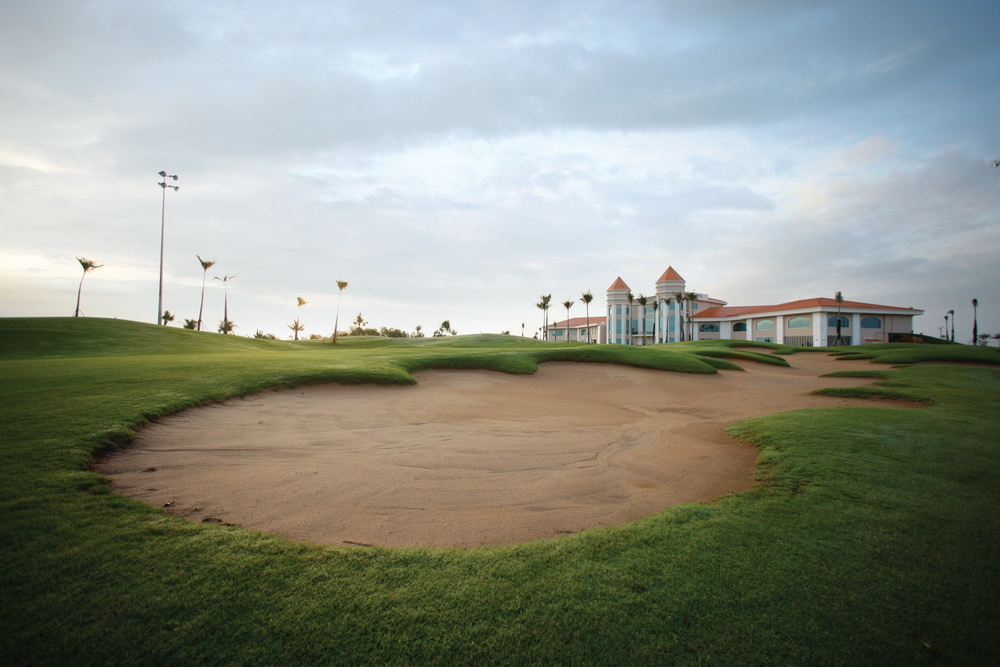 Taekwang Jeongsan Country Club