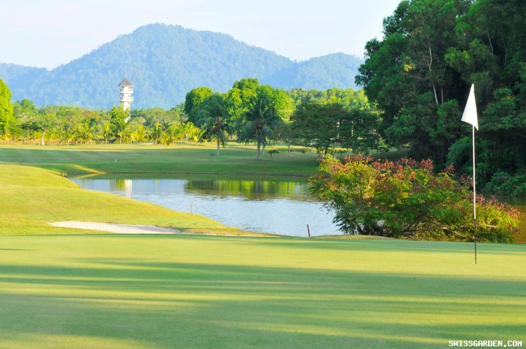 Swiss Garden-Damai Laut Golf & Country Club