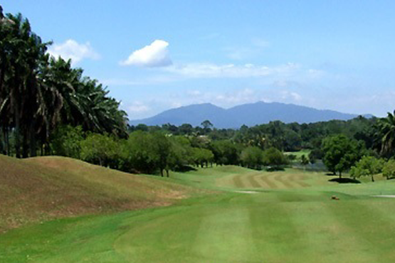 Palm Resort Golf & Country Club Cempaka Course