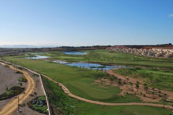 United Golf La Tercia