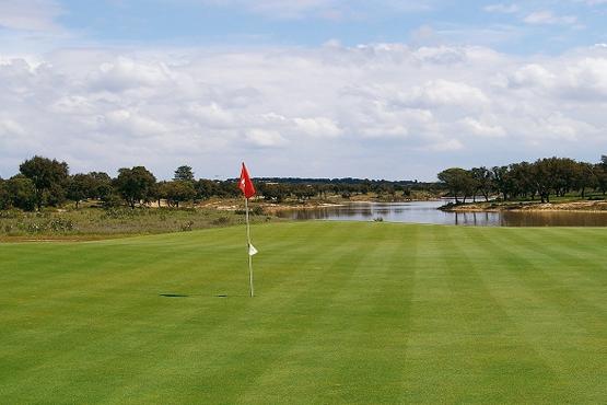 Santo Estevao Golf Course