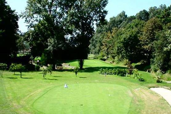 Golfe da Quinta do Fojo