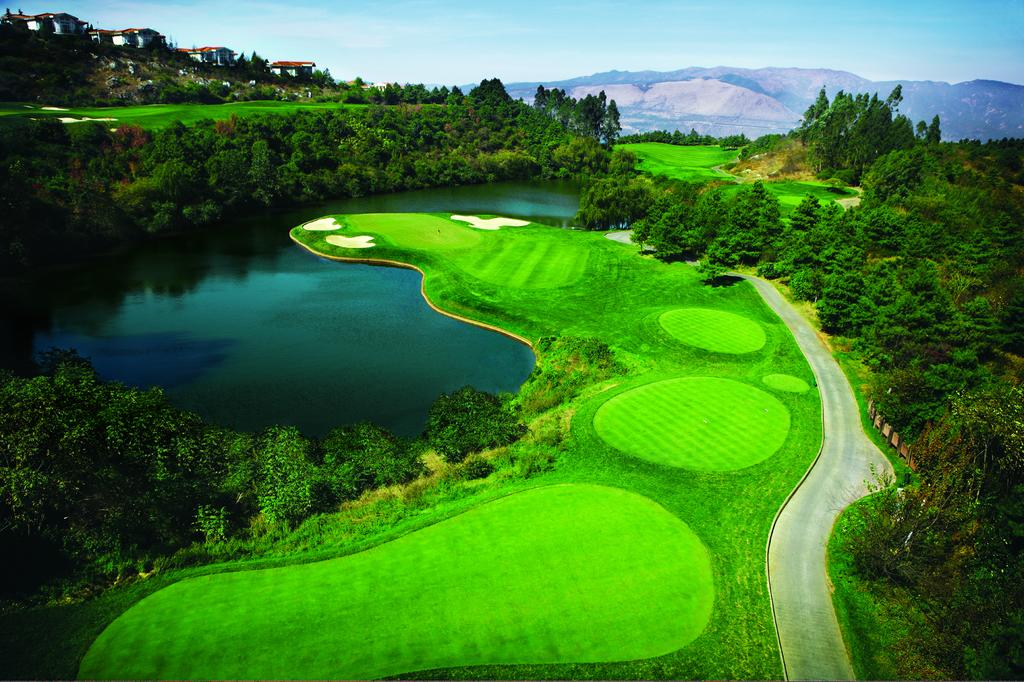 Spring City Golf & Lake Resort - Lake Course