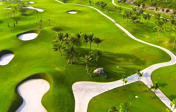 Diamond Bay Golf & Resort