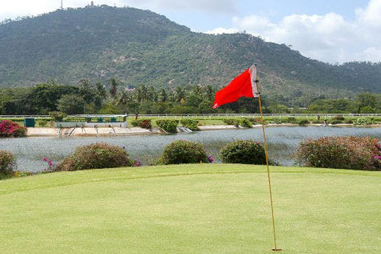 Jayachamaraja Wadiyar Golf Club