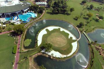 Gulmohar Greens Golf & Country Club - Play