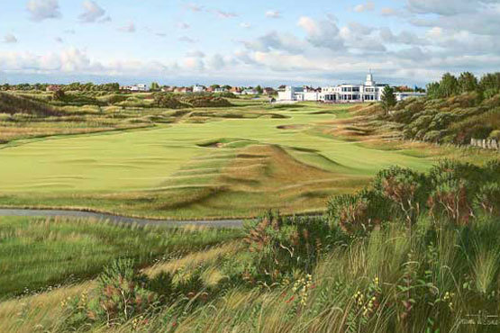 The Royal Birkdale Golf Club