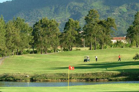 Valle de sol golf course