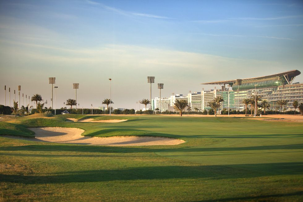 The Track Meydan Golf Club