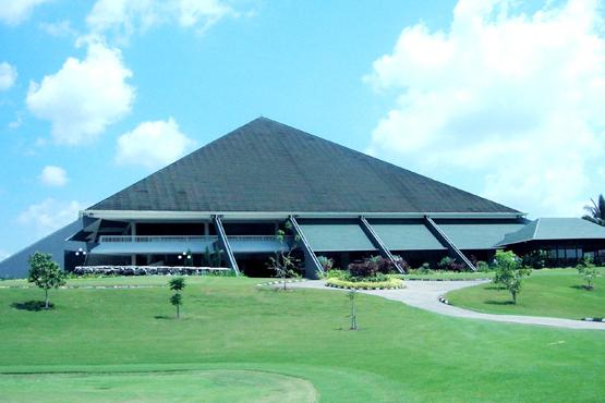 Kelab Golf Sarawak Course Matang