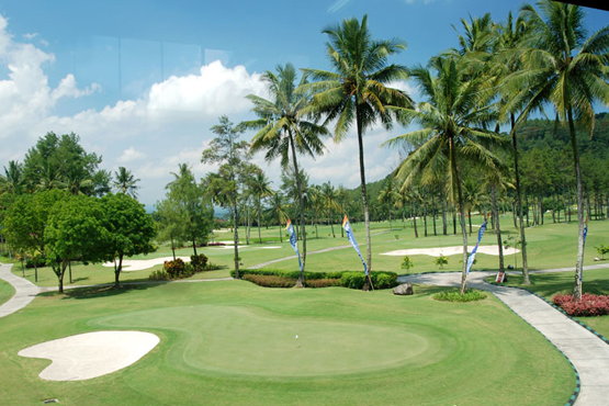 Borobudur International Golf & Country Club
