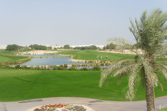 Doha Golf Club Championship Course