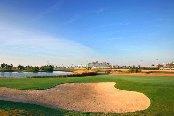 The Track Meydan Night Golf