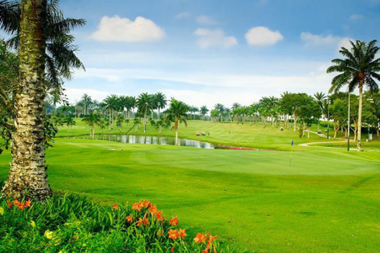 Tanjong Puteri Golf Resort Village