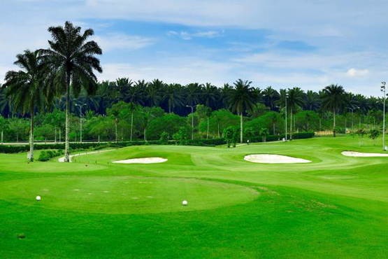 Tanjong Puteri Golf Resort Plantation