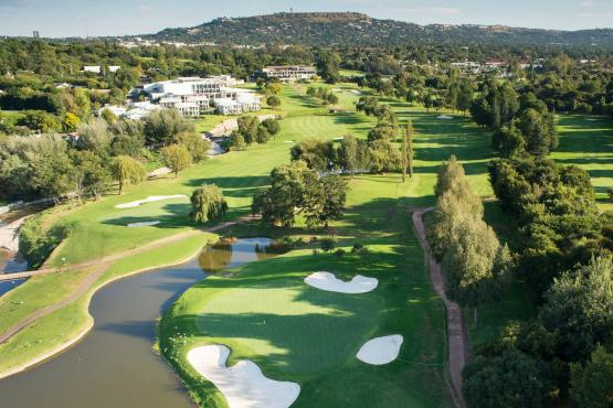Randpark Golf Club  Firethorn