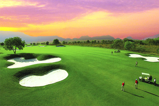 Aamby Valley Golf Club
